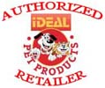 Ideal Pet Products Authorized Retailer