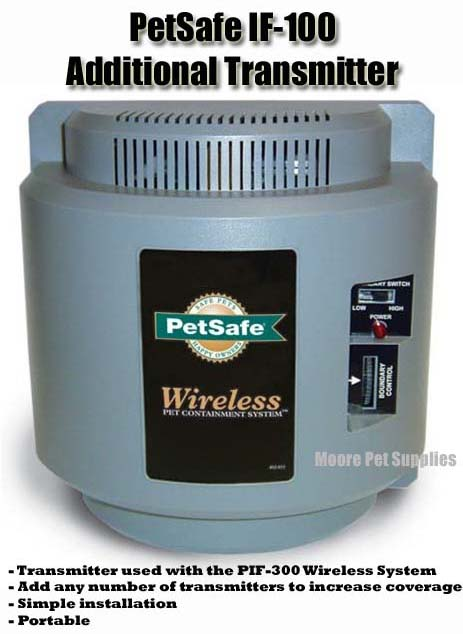 PetSafe IF-100 Transmitter